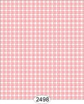 Wallpaper - Cottage Plaid - Pink 2