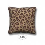 Pillow - Animal Print - Leopard 1 - Square