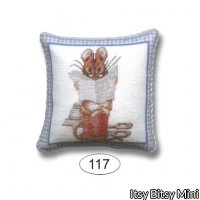Pillow - Potter Inspired - Mouse