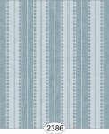 Wallpaper - Annabelle Stripe Blue Tourmaline