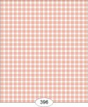 Wallpaper - Cottage Plaid - Pink
