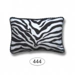 Pillow - Animal Print - Zebra - Rectangle