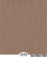 Wallpaper Lux Linen Brown True Walnut