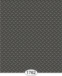 Wallpaper - Diamond Plate Dark Grey