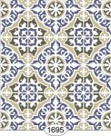 Wallpaper - Decorative Tile - 1695