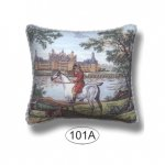 Pillow - Fox Hunt - Castle