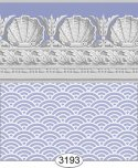 Wallpaper Jolie Shell Lavender Purple