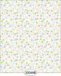 Wallpaper Sew Perfect Pins Multi Pastel No Border