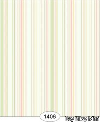 Wallpaper - Emma - Stripe - Pink