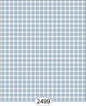 Wallpaper - Cottage Plaid - Blue Country