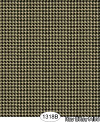 Wallpaper - Houndstooth Black
