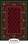 Rug - Country - Fruit - 0651