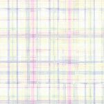 Wallpaper - Bunnies - Plaid NO BORDER