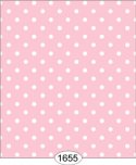 Wallpaper - Elle - Pink Light - Polka Dots