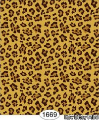 Wallpaper - Animal Print - Leopard 1