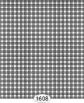 Wallpaper - Cottage Plaid - Black
