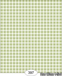 Wallpaper - Cottage Plaid - Green