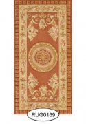 Rug - French - 0169 - Aubusson