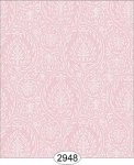 Wallpaper Birch Damask Pink Light