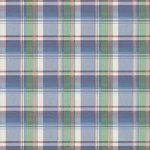 Wallpaper - Dog Lover - Plaid NO BORDER