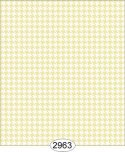 Wallpaper Birch Houndstooth Yellow