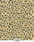 Wallpaper - Animal Print - Leopard 2 - Beige