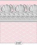 Wallpaper Jolie Shell Pink
