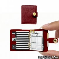 1:6 Miniature Planner - Red Berry