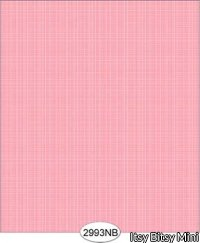 Wallpaper Sew Perfect Linen Texture Pink Dark No Border