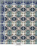 Wallpaper - Decorative Tile - 1487