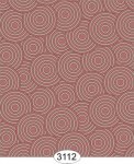 Wallpaper - Sakura Circles Red