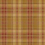 Wallpaper - Equestrian Red - Plaid NO BORDER