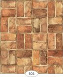 Wallpaper - Set Brick - Blush