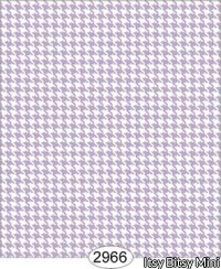 Wallpaper Birch Houndstooth Purple