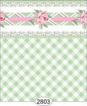 Wallpaper - Daniella Plaid - Green
