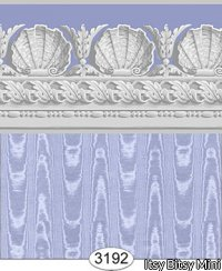 Wallpaper Jolie Moire Lavender Purple