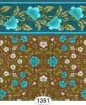 Wallpaper - Jewel - Turquoise