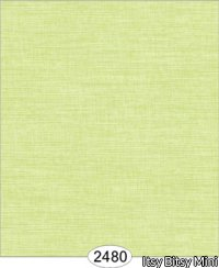 Wallpaper - Cozy Cottage Grasscloth - Green
