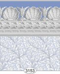 Jolie Willow Blue Periwinkle Wallpaper