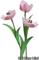 Flower Kit Tulip Pink