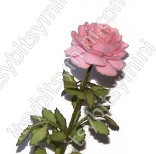 Flower Kit Rose Pink - Click Image to Close