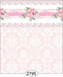 Wallpaper - Daniella Damask - Pink