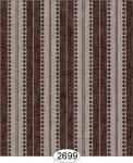 Wallpaper - Annabelle Stripe Brown Chocolate 2