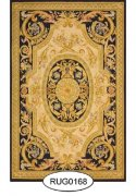 Rug - French - 0168 - Aubusson