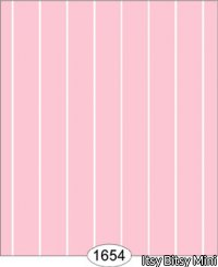 Wallpaper - Elle - Pink Light - Stripe