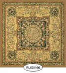 Rug - French - 0166 - Aubusson