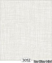 Wallpaper Lux Linen White