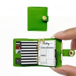 1:6 Miniature Planner - Lime Green