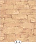 Wallpaper - Flat Stone - Gold