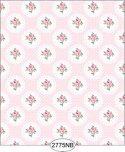 Wallpaper - Daniella Doily - Pink No Border